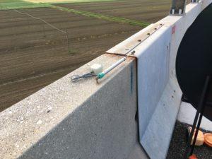 sensore monitoraggio ponte